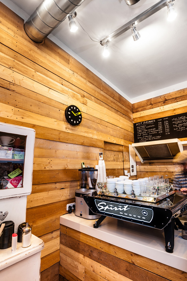 "Wall Clock ""Wien&quot 