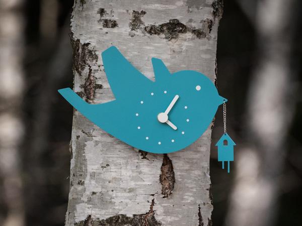 """Wall Clock """"Cuckoo 2.0"""""""